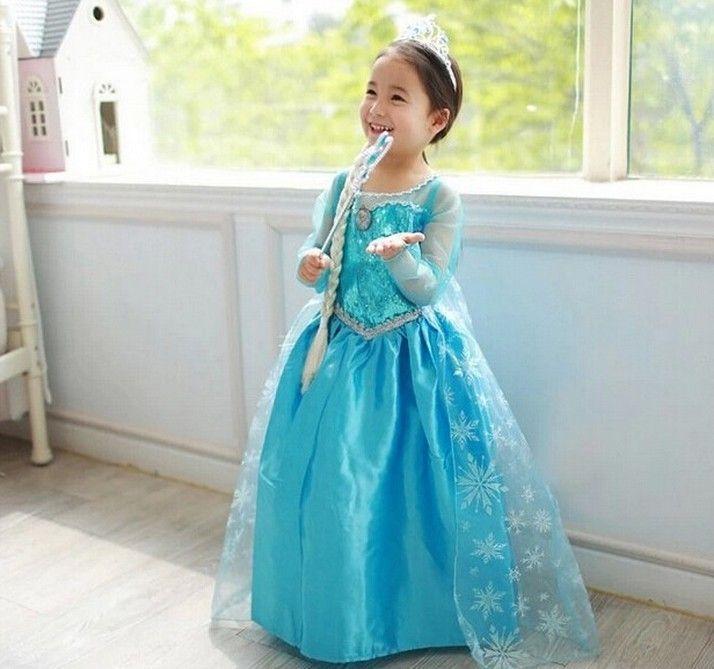 http://www.bonanza.com/listings/FREE-SHIPPING-New-Disney-Inspired-Movie-Frozen-Queen-Girls-Elsa-Snow-Dress-3T-10/214488440