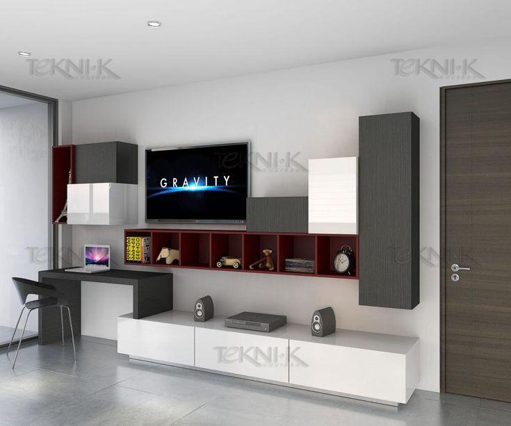 M s de 1000 ideas sobre centros de entretenimiento para el for Muebles de dormitorio quito