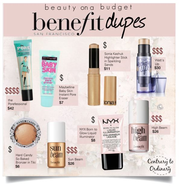benefit watt's up dupe | 1000+ ideas about Benefit Dupes on Pinterest | Dupes,