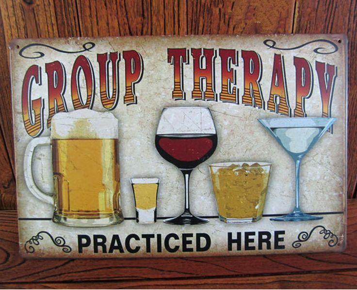 20x30cm Vintage Metal Tin Sign Wall Art Poster Pub Bar Decor DRINK GOOD BEER