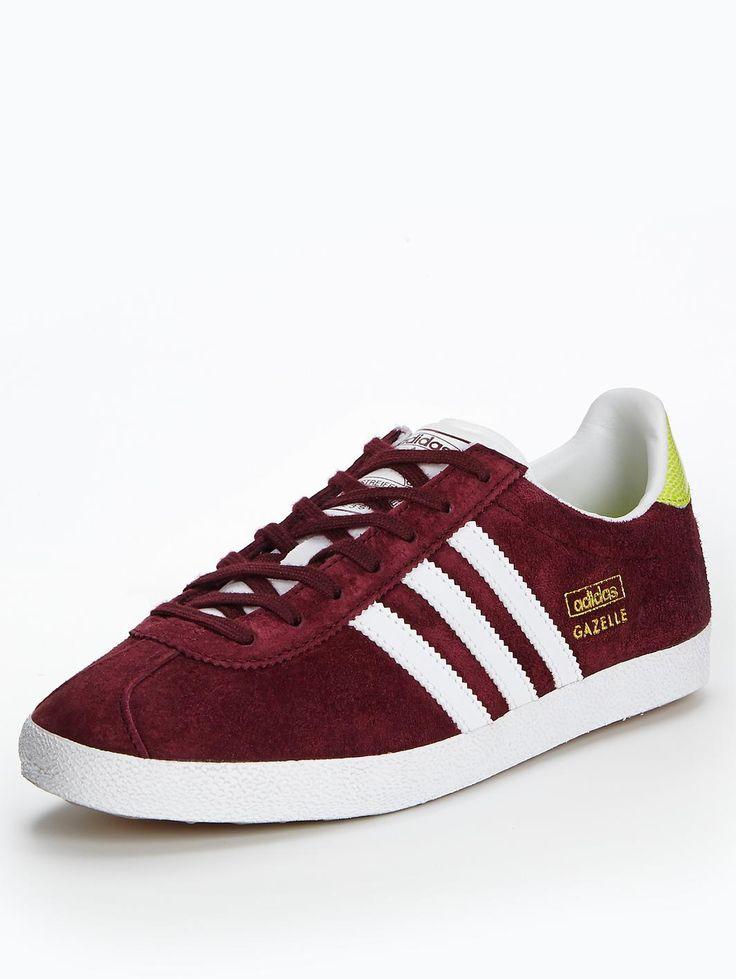 Gazelle OG Trainers, http://www.littlewoods.com/adidas-
