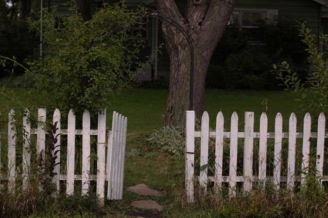 Images about white picket fence on pinterest