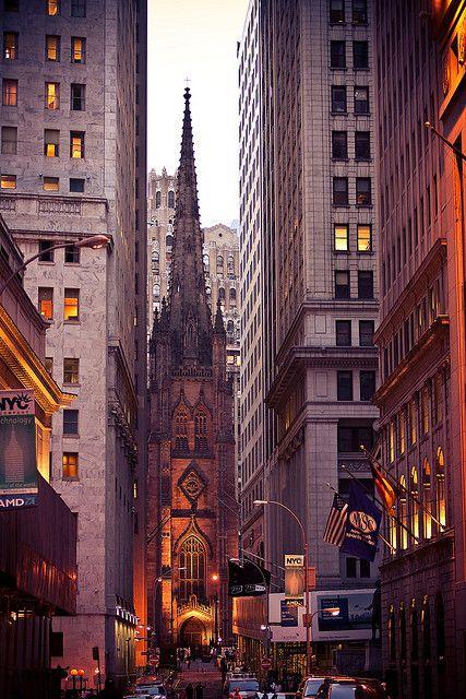 Wall Street by chapterthree, via Flickr