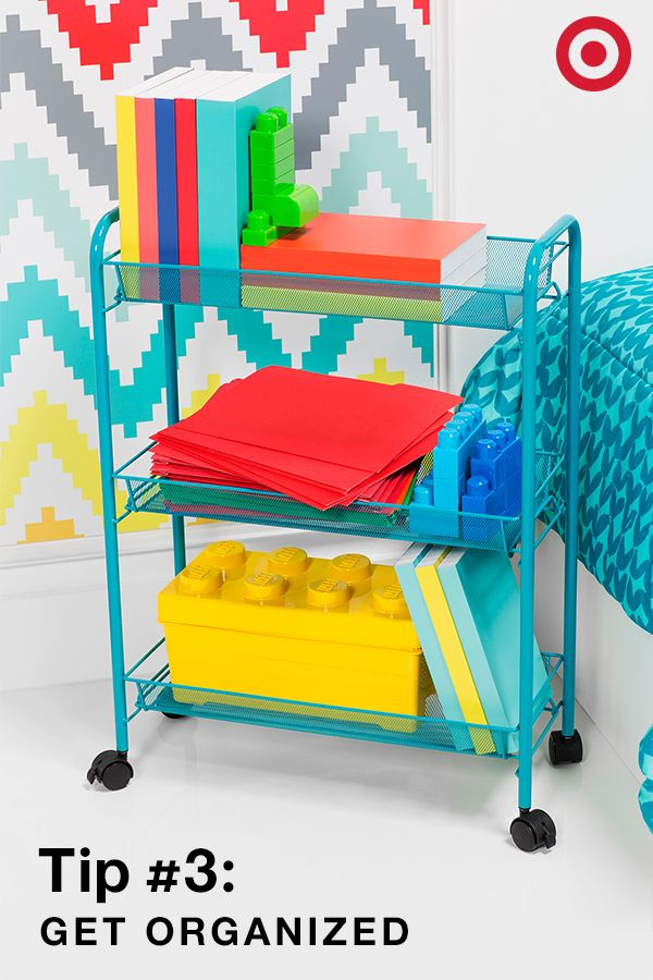 Dorm Rooms Force You To Get Creative With Howa You Utilize Your Space.  Storage Carts Part 48