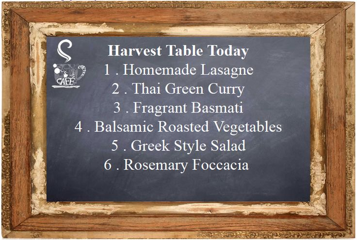 Newsletter: Harvest Table 23 May 2013 ( 23 May 2013 )