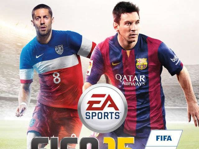 Clint Dempsey to appear on cover of 'FIFA 15' via @USATODAY