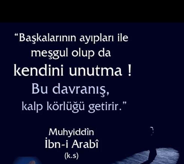 #Muhyiddin ibn-i arabi
