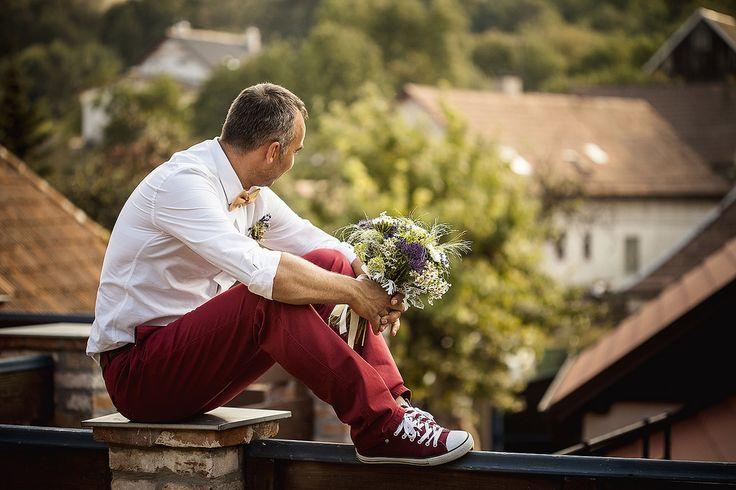 kamarian photography / wedding / groom