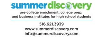 This site provides information about a variety of summer programs for high school students. High school summer programs provide beneficial opportunities for students to extend learning beyond the academic school year.
