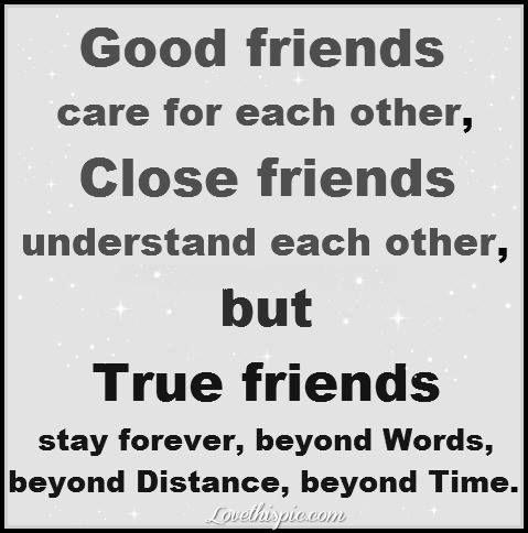 Good True Friends Quotes Friendship Quote Best Friends Friend Friendship Quote  Friendship Quotes True Friends