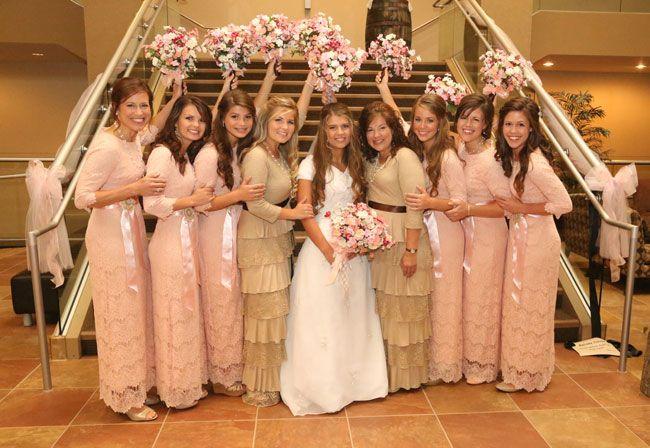 Michaella Bates And Brandon Keilen Wedding - Bringing Up Bates - Photo - UPtv.com - Uplifting Entertainment – Family Movies, TV Series, Music