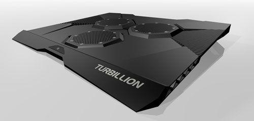 TURBILLION – laptop cooler. Click for more info