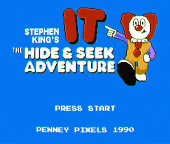 """""""Stephen King's IT – The Hide & Seek Adventure"""": El videojuego ficticio basado en la película del payaso asesino - https://www.vexsoluciones.com/noticias/stephen-kings-it-the-hide-seek-adventure-el-videojuego-ficticio-basado-en-la-pelicula-del-payaso-asesino/"""
