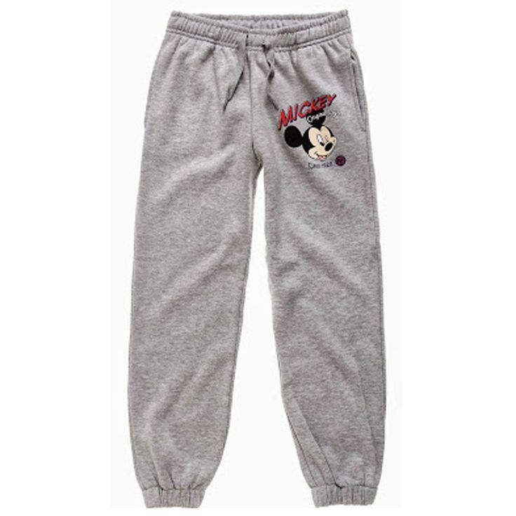 Ρούχα για αγόρια : Παντελόνι φόρμας αγόρι MICKEY ΓΚΡΊ- 15.90 EURO