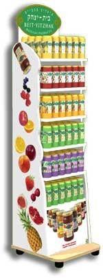 Fruit of the Land - Food and Beverage POP Displays