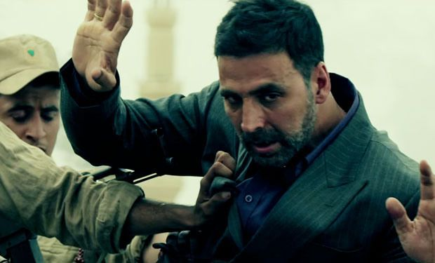 "Watch: Akshay Kumar starer film ""Airlift's"" Teaser"