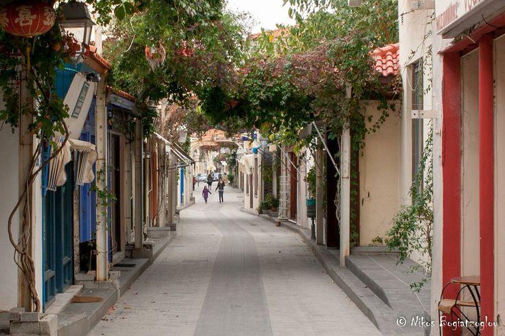 Myrina lemnos Greece