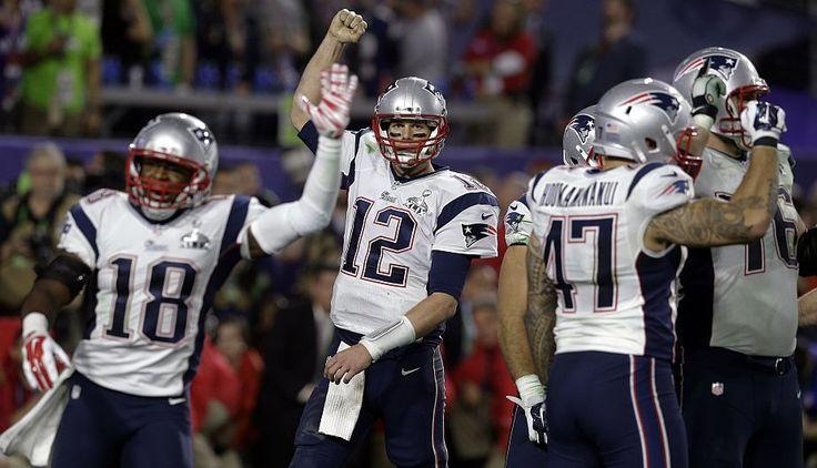 Super Bowl: New England Patriots son los nuevos campeones de la NFL #Peru21