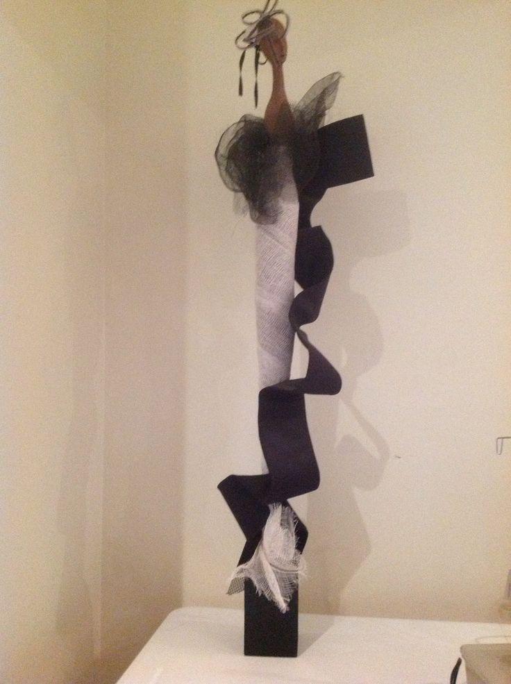 A one of a kind. Art work. www.gownsofeleganceandgrace.com.au