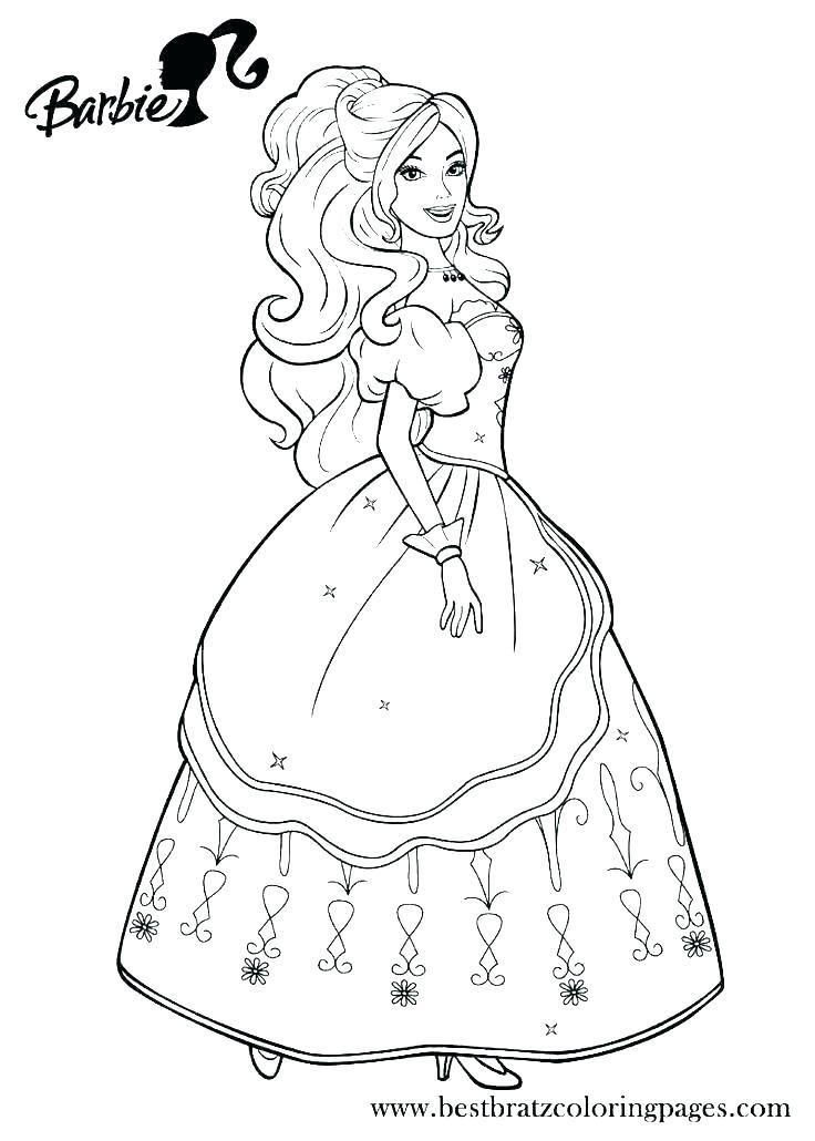 Coloring Pages Of Dresses Coloring Pages Of Pretty Dresses Coloring