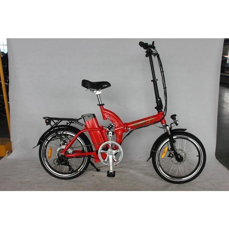 Green Bike USA GB5 Folding Electric Bike
