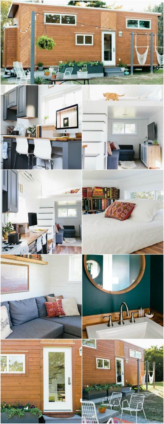 Lifestyle Photographer in Texas Designs Gorgeous Tiny House {Tiny House Tour 24 Photos}