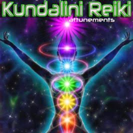 The spiritual energy that heals the body and mind