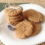 galletas de crema de cacahuate