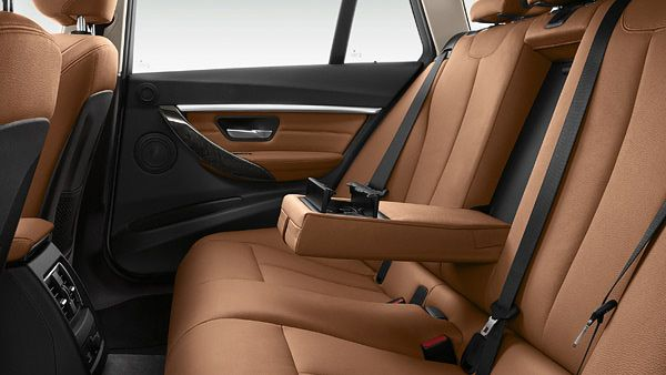 BMW Serie 3 Touring : Panoramica