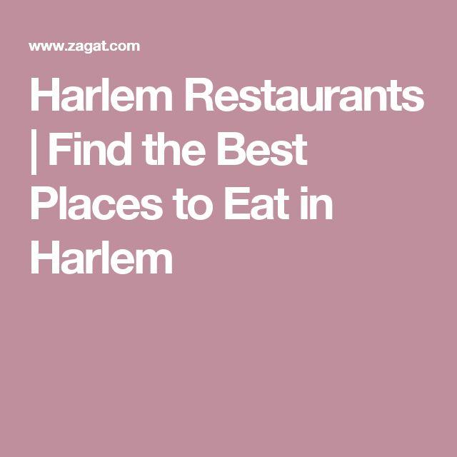 Harlem Restaurants | Find the Best Places to Eat in Harlem