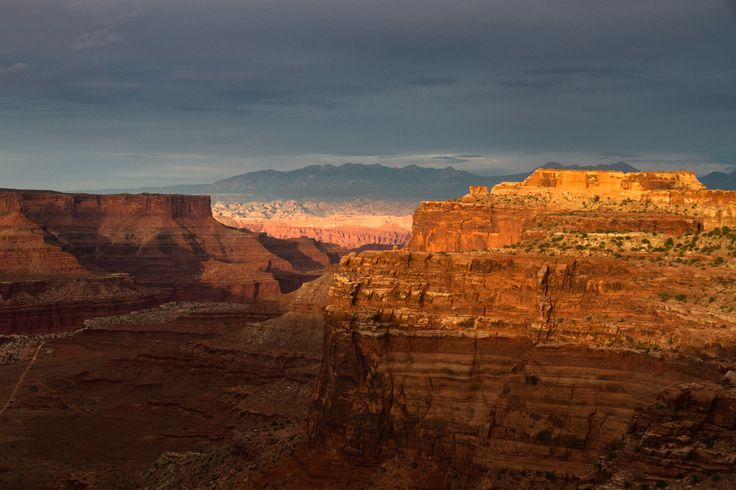 Canyonlands Sky #canyonlands #sky http://hikersbay.com/go/usa