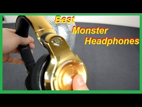 Beats by Dre Monster 24k Ultimate DJ over ear headphones quick review and SPL dB sound & audio test on Apple ipod classic. Also know as the MONSTER …   source   ...Read More