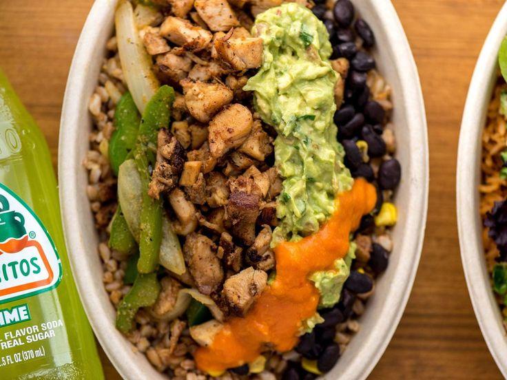 Fast Casual Restaurants in Midtown Manhattan - not Chipotle & Shake Shack