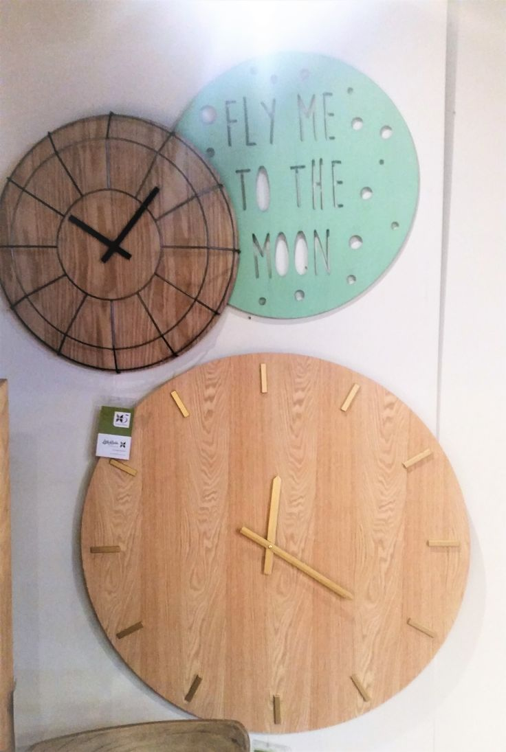 Perfect time for the weekend! Don't mind the pun... :) We have a variety of clocks available in store now, and we're open all weekend so come in and have  a look in our showroom in Nunawading!  See you soon! Mark, Lifestyle Furniture