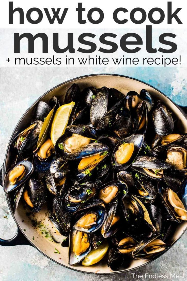 Photo of How to Cook Mussels