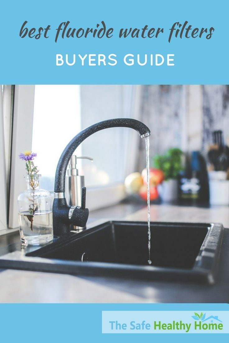 If you want to eliminate fluoride from your drinking water, you need the right kind of filter. Learn about the best types of fluoride water filters for your home in this article.