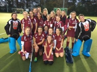 After playing Cheltenham Ladies College yesterday, the Prep hockey girls were treated to a training session and Q&A with Olympic hockey star Hollie Webb.