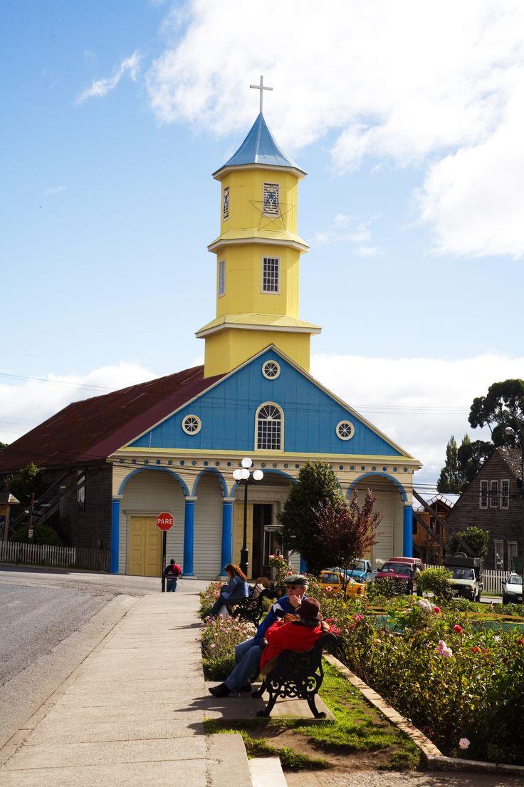 Iglesia Nuestra Seńora del Rosario, Chonchi