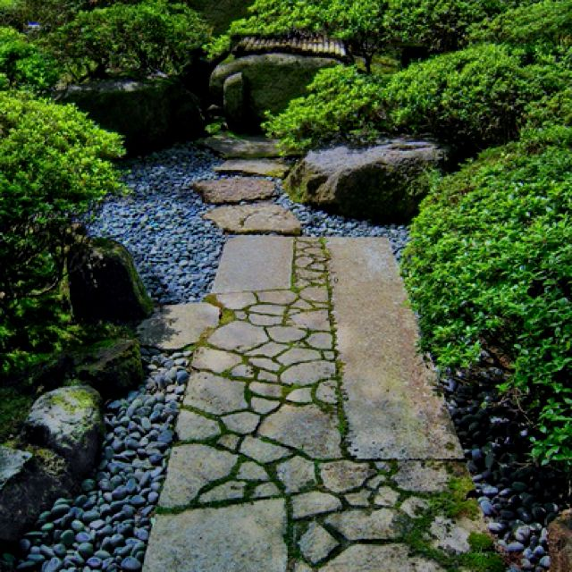 17 best images about japanese garden ideas on pinterest for Japanese garden path