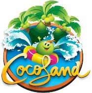 """My niece Fia is said to be living in """"Cocoland"""":) I found out that it's also a cool kid's resort in St. Lucia!"""