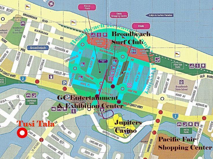 Map Tusi Tala