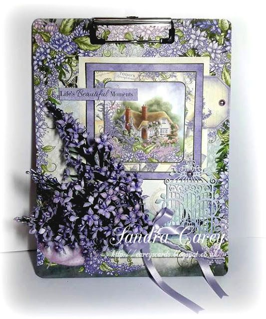 .. : Heartfelt Creations NR- Lush Lilac Collection
