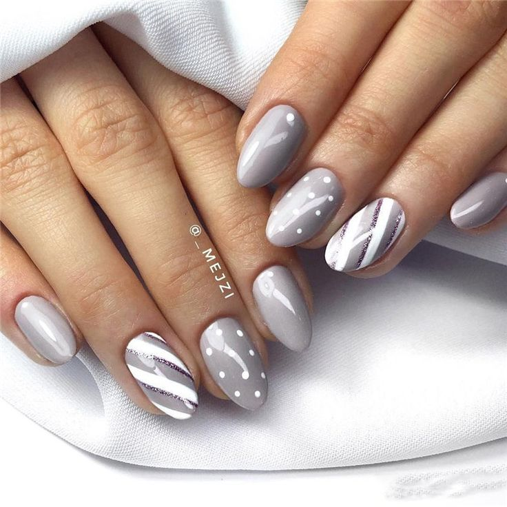 Trendy Gel Nails Designs Inspirations, #Nails, #NailsArt, #GelNails, #GelNailsDe…