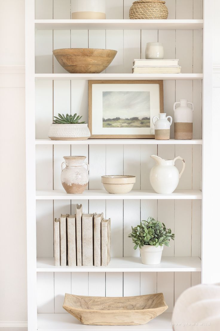 Wall Shelves Decorating Ideas Quotes