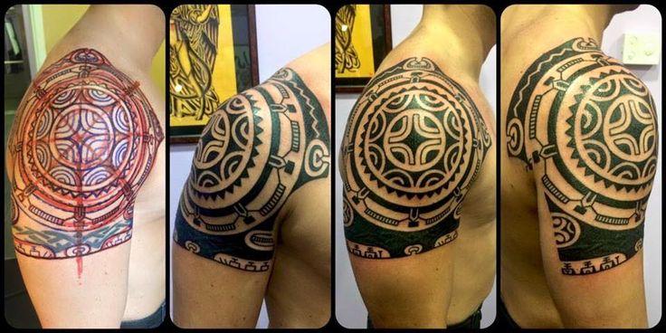 Bentornato Raniero Patutiki  Specializzato il polinesiani, maori, marchesi ed etnico in genere.  Tatuaggi etnici http://www.subliminaltattoo.it/prodotto.aspx?pid=02-TATTOO&cid=18  #ranieropatutiki   #polynesiantattoo   #marquesantattoo   #tatuaggitribali   #subliminaltattoofamily   #tatuaggio   #tattooartist