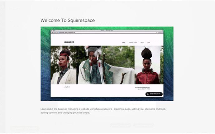 Squarespace GIF
