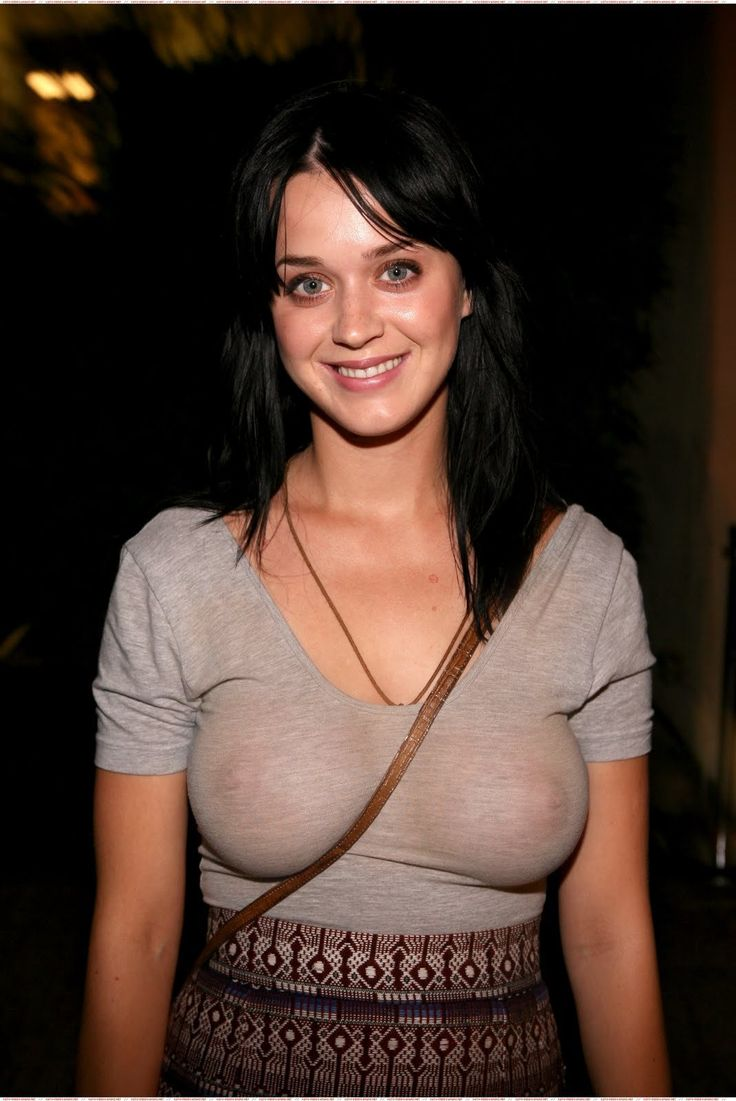 Katy Perry...braless at its best!!!