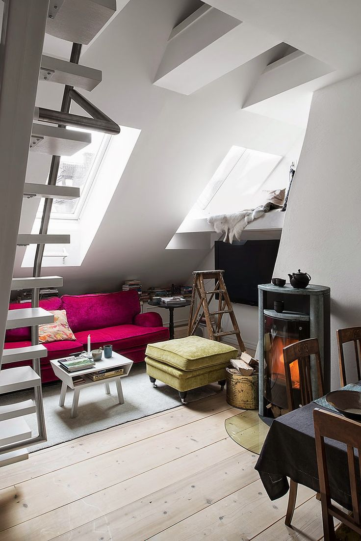 Interior Design Coaching {CoachYourHome}: The fab attic