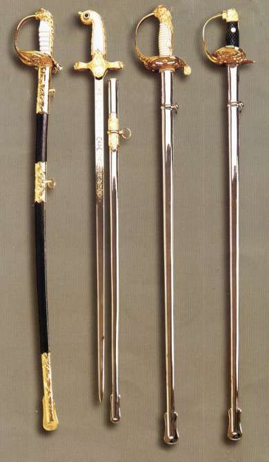 Sabers Source & Copyright: Aceros de Hispania