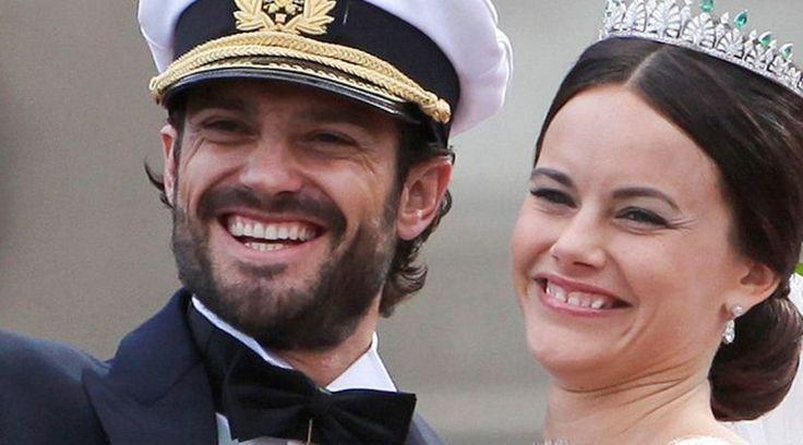 Sofia & Carl Philip von Schweden
